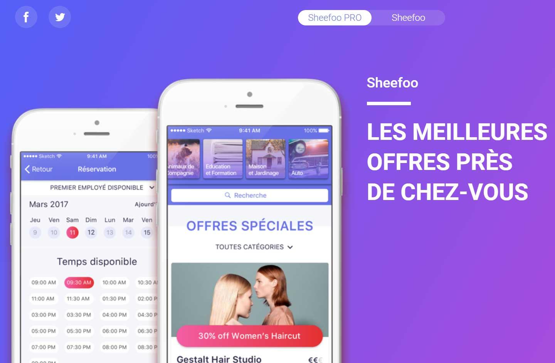 Sheefoo – Les meilleurs offres près de chez vous !